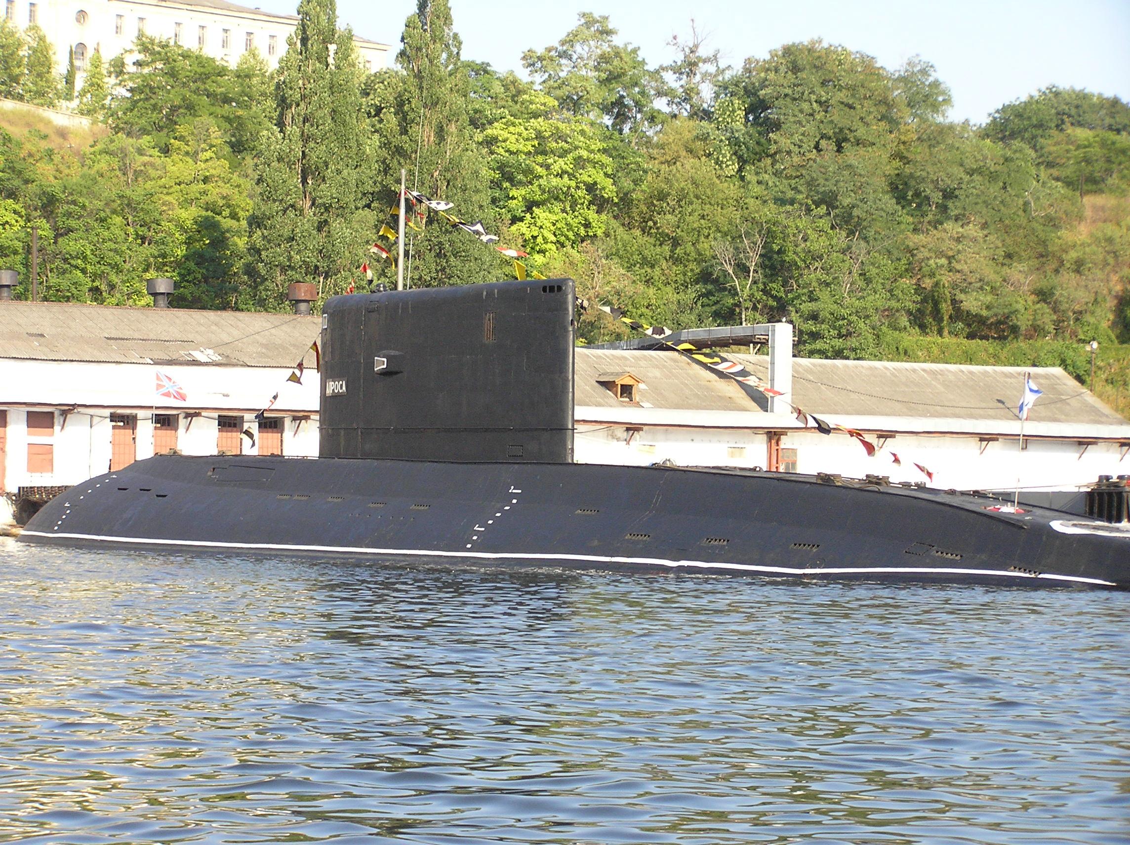 удаление аппендицита на подводной лодке