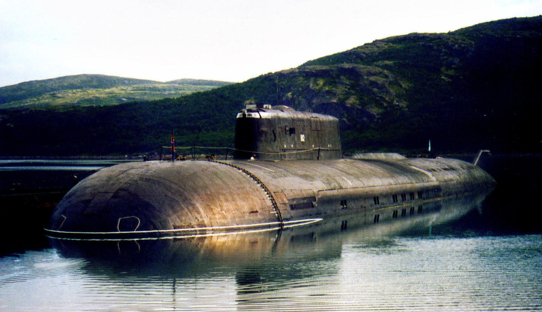 русские лодки убийцы